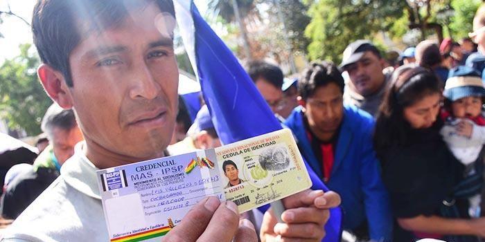 renunciar como militante en bolivia