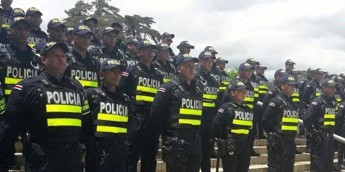 requisitos para ser policia en costa rica