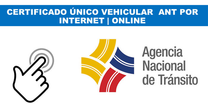 certificado unico vehicular en ecuador