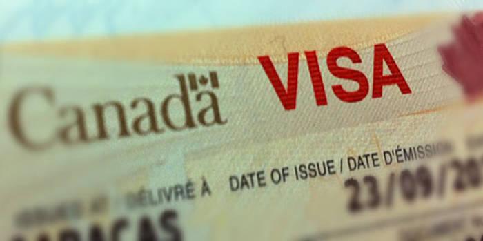 costo de la visa canadiense