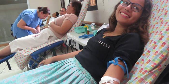 pasos a seguir para donar sangre en el salvador