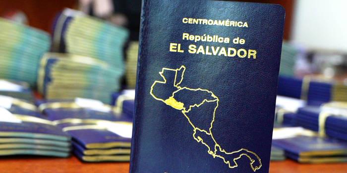 renovacion del pasaporte en el salvador