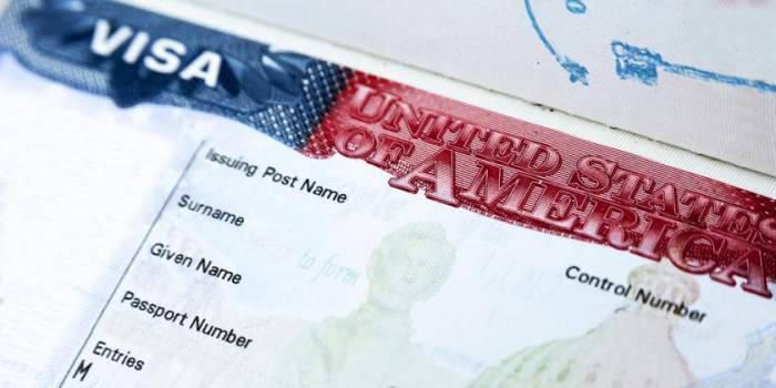 visa americana para entrar a estados unidos desde el salvador